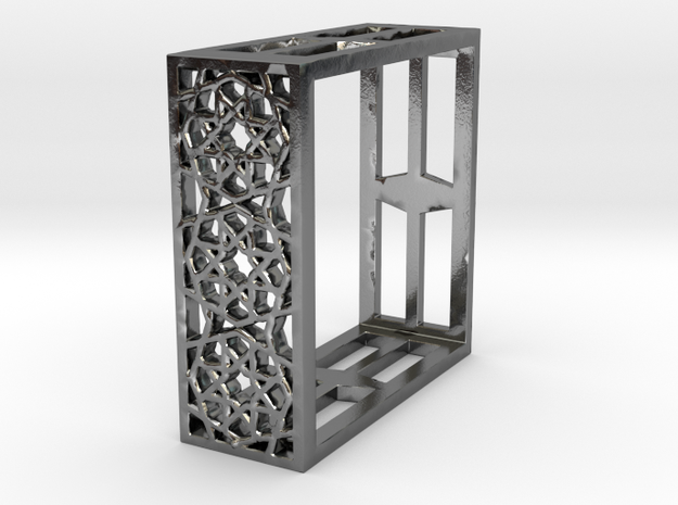 Box 11-16a in Polished Silver