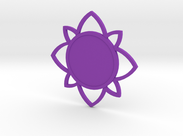 Custom Mandala Pendant 5
