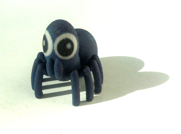 Spidertty in Full Color Sandstone