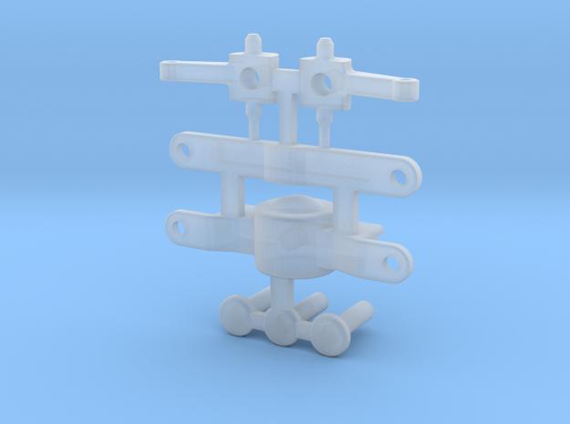 KV33 Steering For PRINT in Smooth Fine Detail Plastic