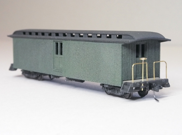 HOn3 40ft Baggage Car D