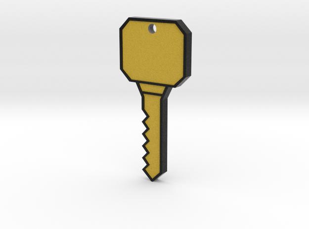 A key! in Full Color Sandstone
