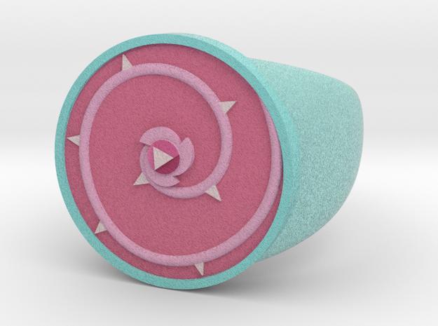 Rose Ring (Full-Colour Sandstone)