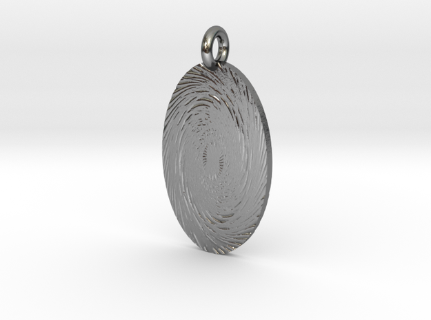 25.5 in Polished Silver
