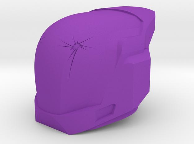 Helm Of Inmost Light in Purple Processed Versatile Plastic