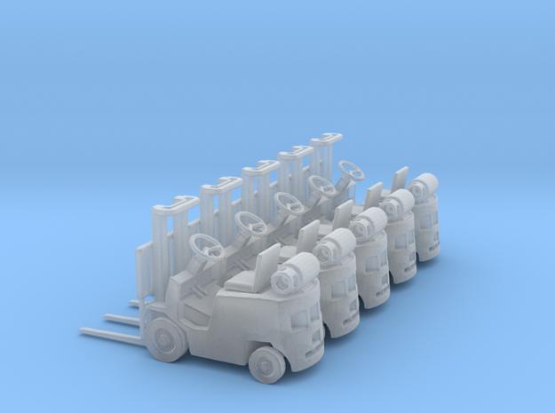Early LPG Forklift (N - 1:160) 5X