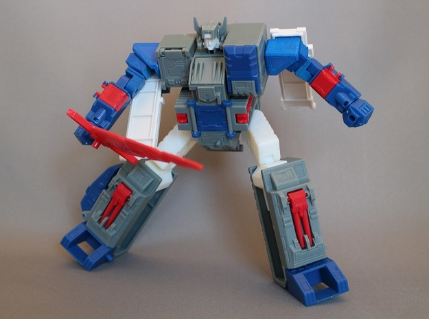 Transformers Gum Fortress Maximus Add-on Parts