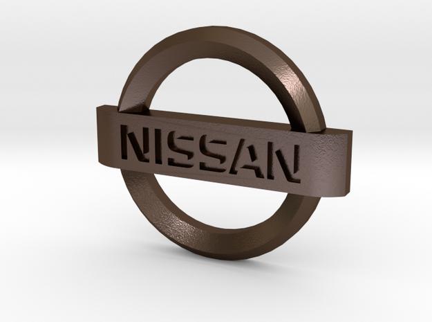 Nissan Flipkey Logo Badge Emblem