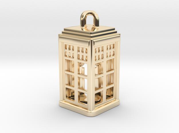 Tardis Lantern 2: Tritium (All Materials)