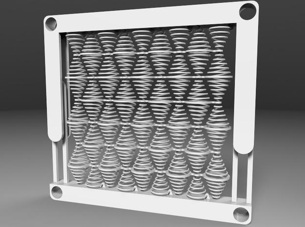 Elasto Panel 3d printed