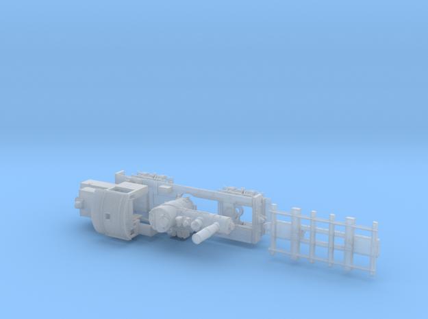 Nn3 Scale Mich Cal Lumber Co. Class 'A' Shay 3d printed