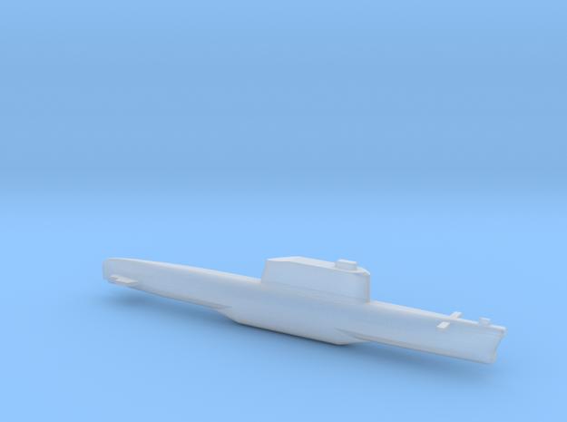 Golf-Class Ballistic Submarine, Full Hull, 1/1800