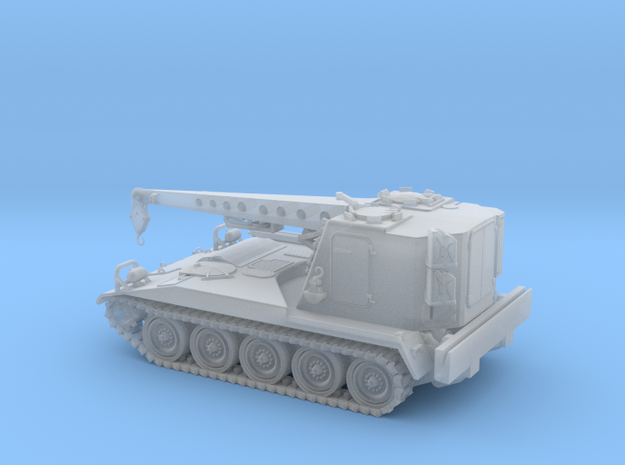 M-578-TT-proto-01 in Smooth Fine Detail Plastic