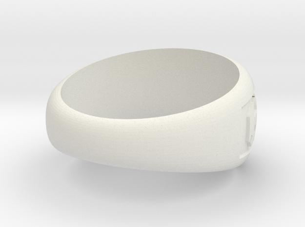 Model-72e8652c49a9433cf05c2bc127297765 in White Natural Versatile Plastic