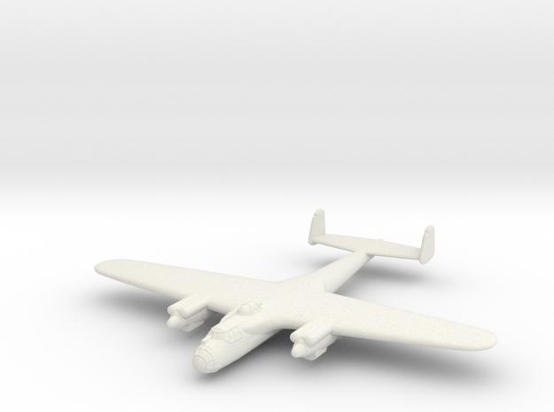1/200 Dornier Do 17E Flying Pencil in White Strong & Flexible