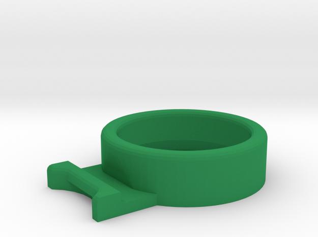 Lens Protect Xiaomi Yi in Green Processed Versatile Plastic