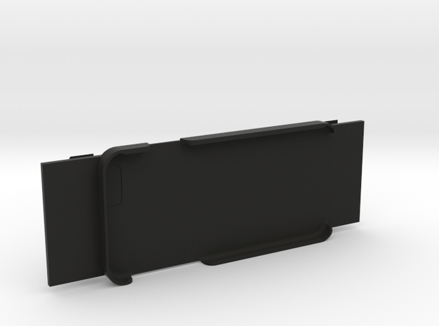 In Car iPhone Dock (Type I) in Black Strong & Flexible