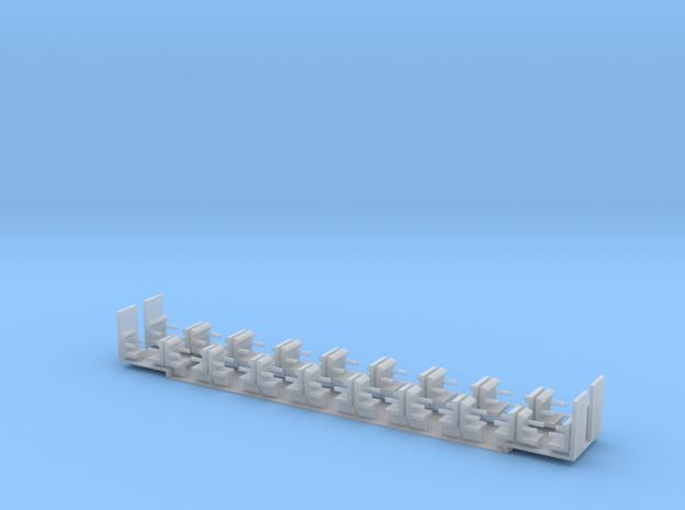 Swissexpress Einrichtung 1.klasse Scale TT in Frosted Ultra Detail