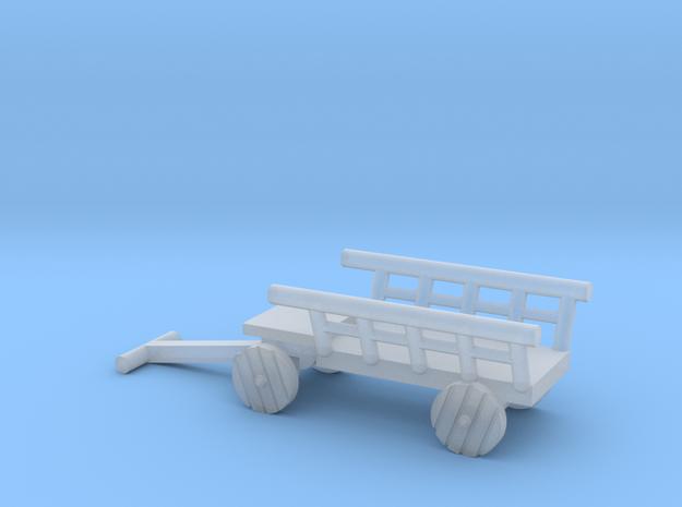 Mittelalter Transportkarren - 1:220 (Z scale) in Frosted Ultra Detail