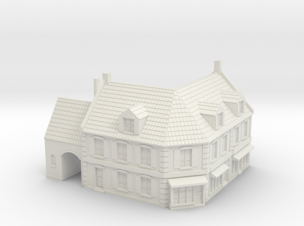 1:285 Corner House 1