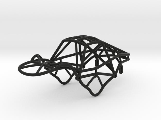 Frame | Body 4mm in Black Natural Versatile Plastic