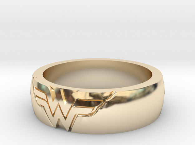 WonderRing in 14K Yellow Gold