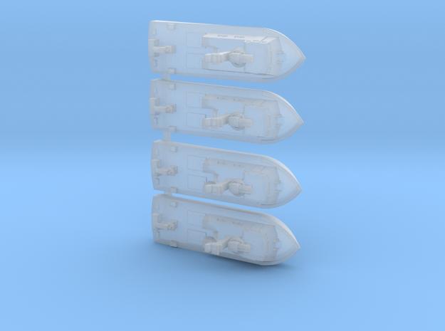 1/700 Vietnam PCF I x 4 off 3d printed