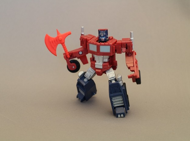 Energy Axe for Optimus Prime