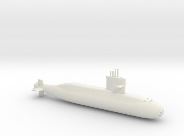 1/600 Zwaardvis / Hai Lung Class Submarine