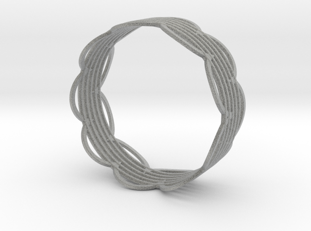 Bracelet  in Metallic Plastic