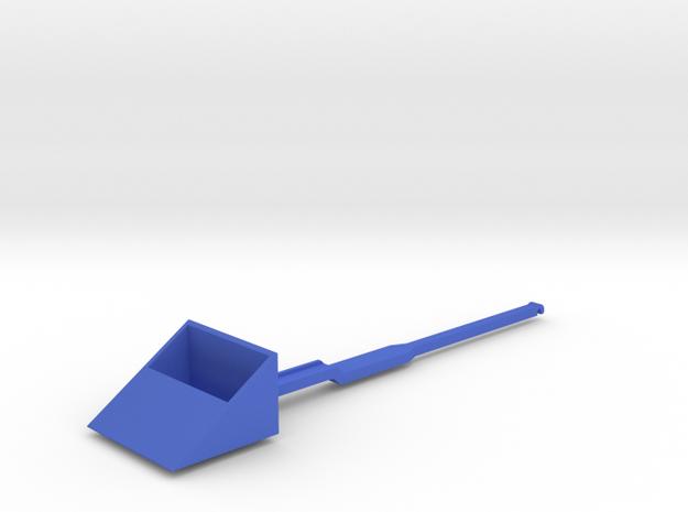 M.A.S.K Ramp-Up ramp armor (7 of 15) in Blue Processed Versatile Plastic