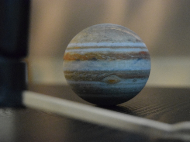Jupiter in Full Color Sandstone