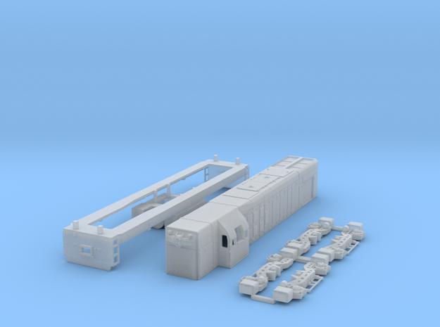 G12 Locomotive 1:120 Scale