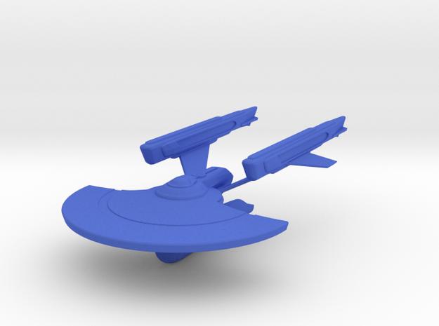 1/2500 Columbia V1 in Blue Processed Versatile Plastic