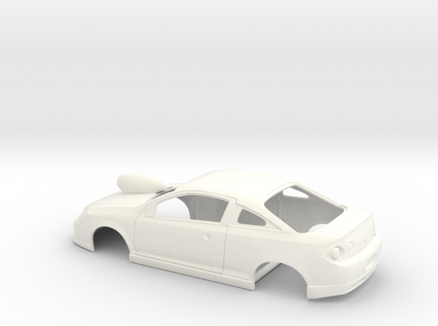 1 /25 Scale Cobalt SS Atached Hood Scoop
