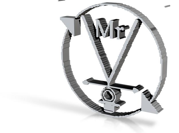 MrVman 3d printed