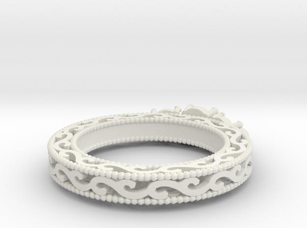 Model-2784d438c295a8c1a6ab31aef9a1ed54 in White Natural Versatile Plastic