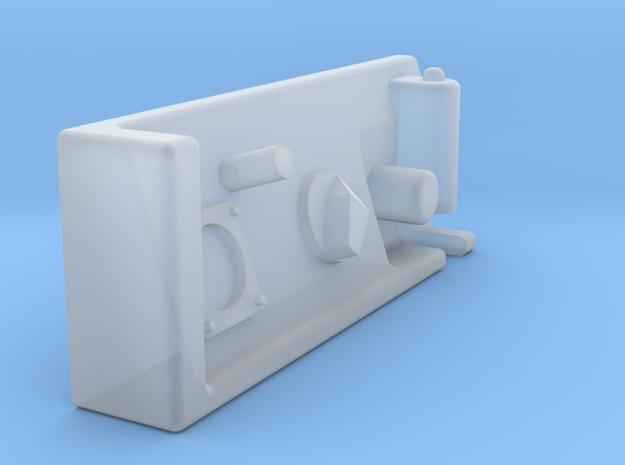 LCRU Part 2 in Smooth Fine Detail Plastic
