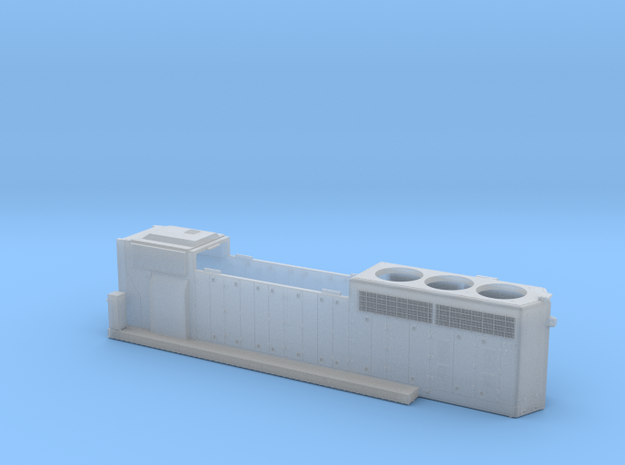 CP 5806-5815 Rblt SD40-2 1/87.1  in Smoothest Fine Detail Plastic