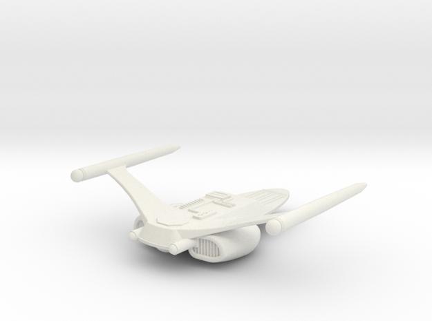 Frontier Heavy Minelayer in White Natural Versatile Plastic
