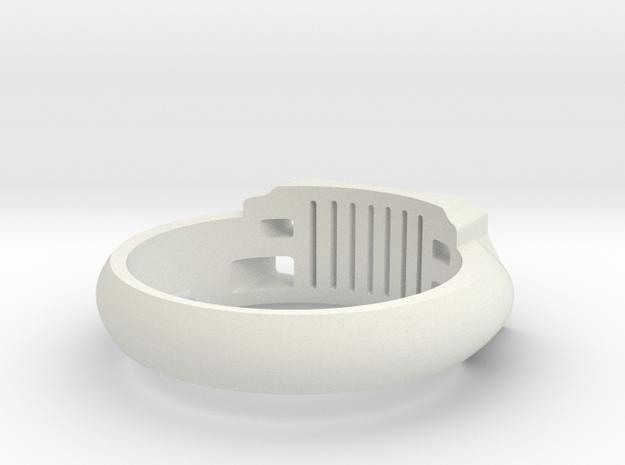 Model-8ac05d734bfad523243aece2e8aa7234 in White Natural Versatile Plastic
