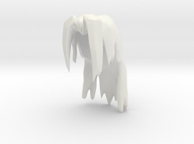 Custom Sephiroth Inspired Hair for Lego
