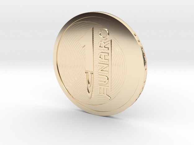 Lunaro-2016-big in 14K Yellow Gold