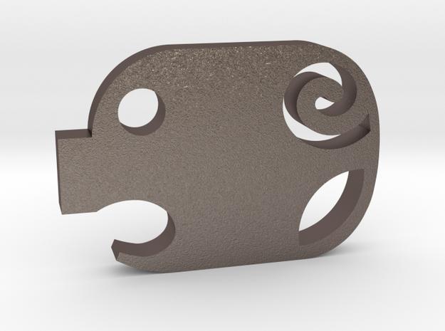 Mini Piggy Cutlet Keychain / Necklace