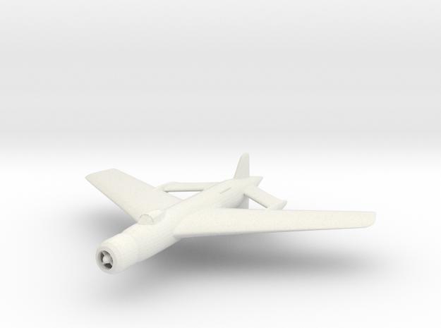 1/200 Focke-Wulf Fighter (As 413) in White Natural Versatile Plastic