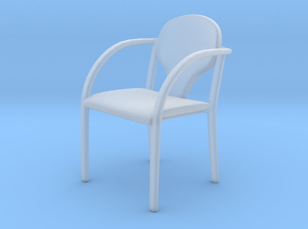 Chair 01. 1:24 scale