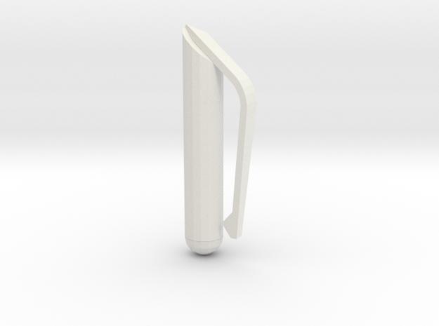 Jedi Food Capsule in White Natural Versatile Plastic