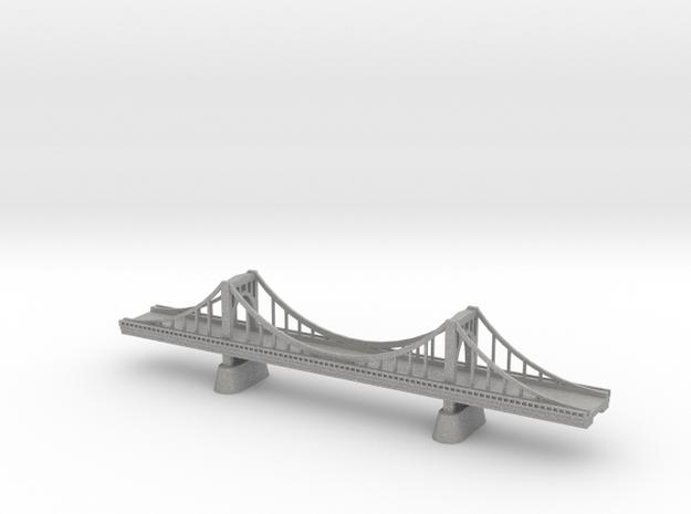 Roberto Clemente Bridge in Aluminum