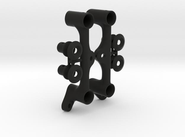 M3R16 Internal Body Mount Set in Black Strong & Flexible