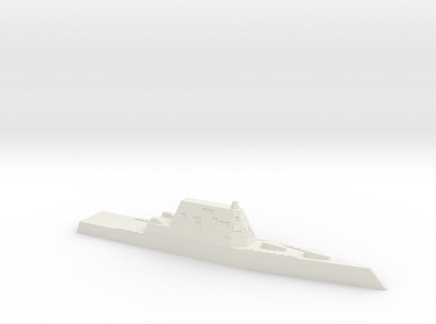 USS Zumwalt, 1/3000